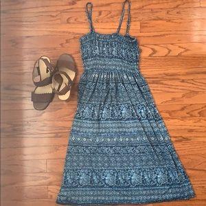 Dresses & Skirts - Blue summer dress